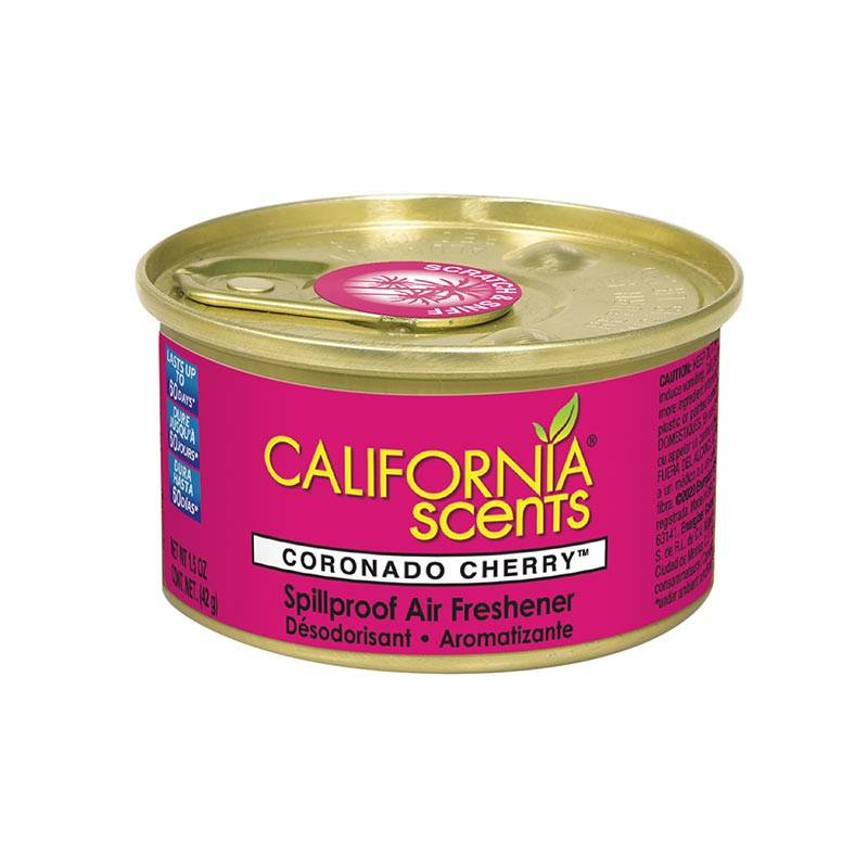 Aroma para carro Coronado Cherry by California Scents